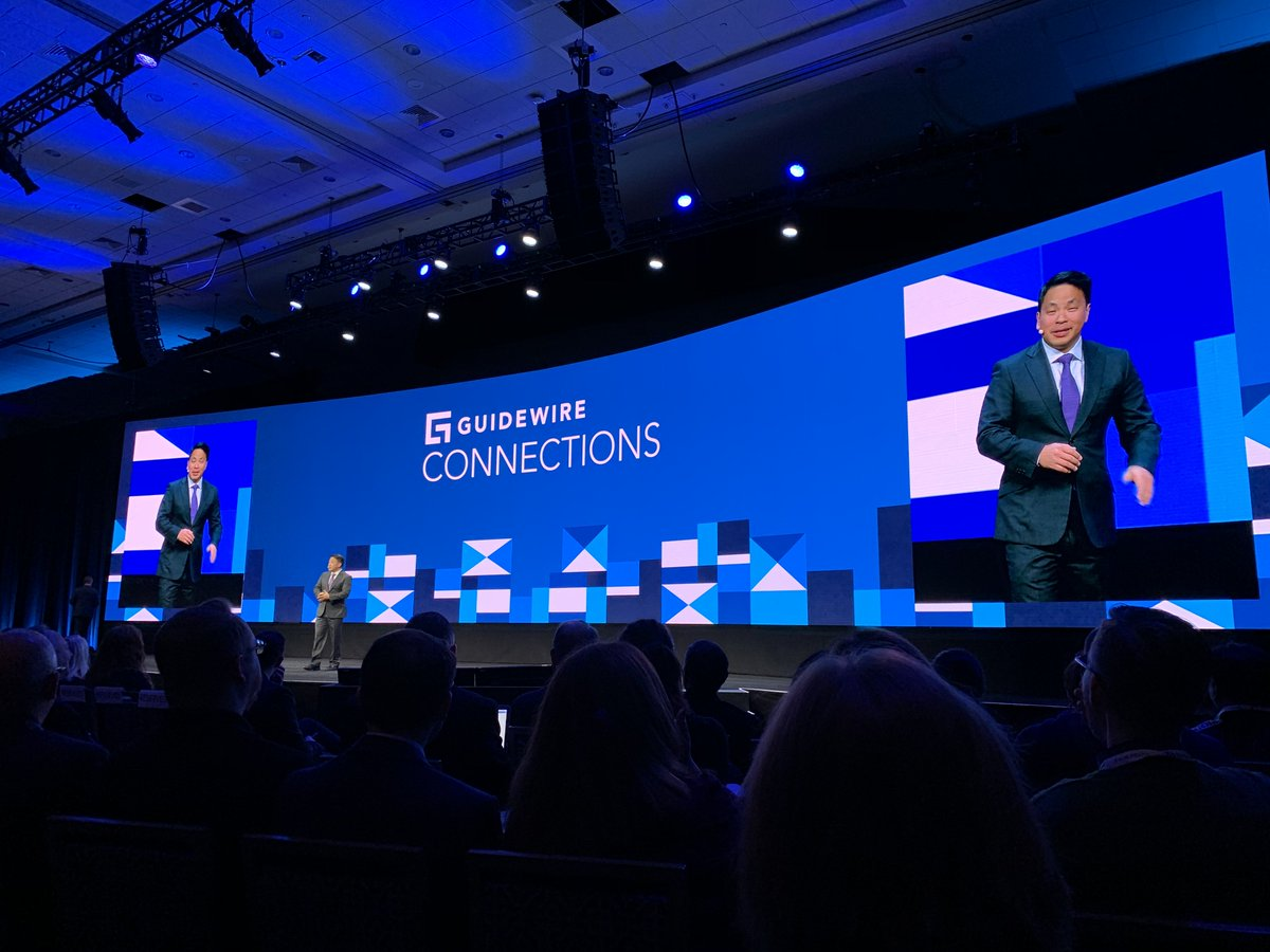 Kube Partners sponsors Guidewire Connections 2020